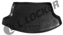 L.Locker Коврики в багажник Kia Sportage III (2010-) - пластик