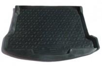 L.Locker Коврики в багажник Mazda 3 sd (09-) - пластик