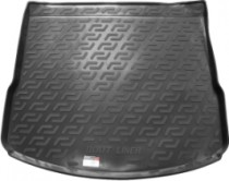 L.Locker Коврики в багажник Mazda CX-5 (12-) - пластик