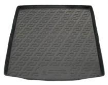 L.Locker Коврики в багажник Mersedes Benz M-klasse (W164) (05-) - пластик