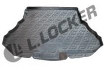 L.Locker Коврики в багажник MG 350 s/n (12-) - пластик