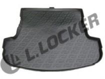коврики в багажник Mitsubishi Outlander III (12-) - пластик L.Locker