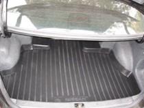 L.Locker Коврики в багажник Nissan Almera sd (-06) - пластик