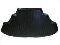 L.Locker Коврики в багажник Nissan Primera sd (-06) - пластик