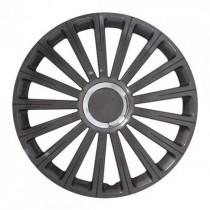 4 RACING Radical Pro Black Колпаки для колес R14 (Комплект 4 шт.)