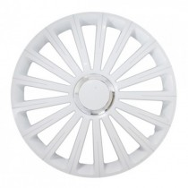4 RACING Radical Pro White КОЛПАКИ ДЛЯ КОЛЕС R15 (Комплект 4 шт.)