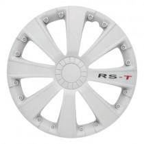 RST WHITE Колпаки для колес R14 (Комплект 4 шт.)