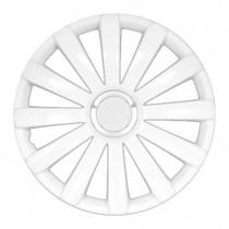 4 RACING Spyder Pro white Колпаки для колес R14 (Комплект 4 шт.)