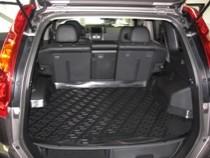 Коврики в багажник Nissan X-Trail (2007-) - пластик L.Locker