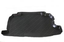 Коврики в багажник Opel Astra H sd (07-) - пластик L.Locker
