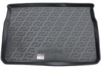 L.Locker Коврики в багажник Peugeot 208 hb 5 дв. (12-) - пластик