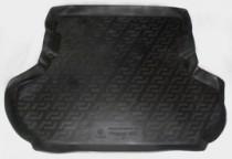 L.Locker Коврики в багажник Peugeot 4007 (07-) - пластик