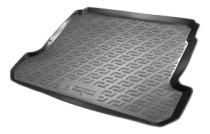 L.Locker Коврики в багажник Renault Fluence sd (10-) - пластик