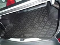 Коврики в багажник Renault Logan увелич.(04-) - пластик L.Locker