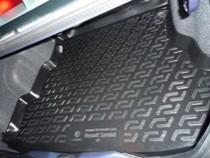 L.Locker Коврики в багажник Renault Symbol (02-) - пластик