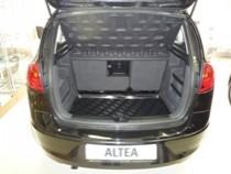 Коврики в багажник Seat Altea Freetrack (07-) - пластик L.Locker