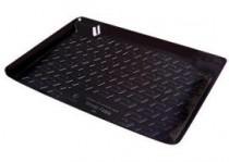 L.Locker Коврики в багажник Skoda Fabia hb (07-) - пластик