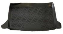 L.Locker Коврики в багажник Skoda Yeti (09-) - пластик