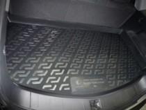 L.Locker Коврики в багажник Ssang Yong Actyon (08-) - пластик
