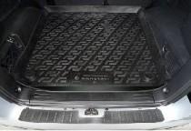 L.Locker Коврики в багажник Ssang Yong Rexton II (07-) - пластик