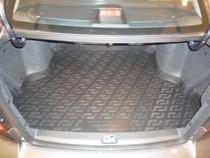 L.Locker Коврики в багажник Suzuki SX4 sd (08-) - пластик
