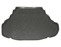 L.Locker Коврики в багажник Toyota Camry sd (11-) - пластик