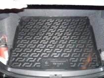 Коврики в багажник Volkswagen Golf V hb (05-) - пластик L.Locker