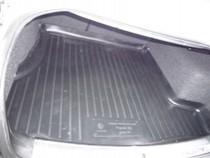 L.Locker Коврики в багажник Volkswagen Passat B5 sd (96-) - пластик