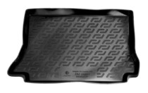 L.Locker Коврики в багажник Zaz Lanos hb (09-) - пластик