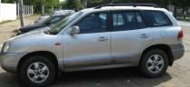Ветровики Hyundai Santa Fe I 2000-2006