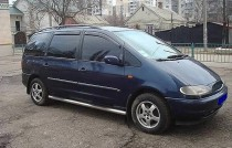 Ветровики Volkswagen Sharan 1996/Ford Galaxy 1996-2006