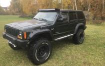 VL,Cobra Tuning Ветровики Jeep Cherokee I (XJ) 1984-2001/Wagoneer (XJ) 1984-1990