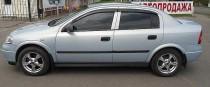 VL,Cobra Tuning Ветровики Opel Astra G Sd/Hb 5d 1998-2004