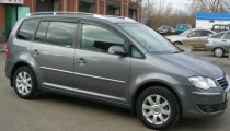 Ветровики Volkswagen Touran I 2003-2010