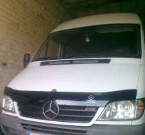 Vip tuning Дефлектор капота Mercedes-Benz Sprinter (Br.901-905) с 2002-2006 г.в. / Sprinter Classic с 2013 г.в.
