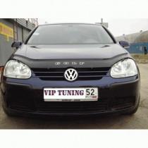 Vip tuning Дефлекторы капота VOLKSWAGEN Golf-5 с 2003-2008 г.в.