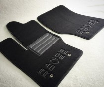 Vip tuning Ворсовые коврики в салон Ford Escort USA 91-97 5 дв.