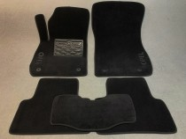 Vip tuning Ворсовые коврики в салон Opel Vectra C 2002г> МКП-АКП седан