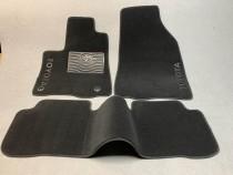 Ворсовые ковры в салон авто Toyota Sequoia 2007г> 1-2 ряд Vip tuning