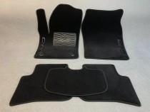 Ворсовые коврики в салон Toyota Corolla 2013г АКП седан Vip tuning