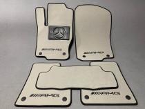 Ворсовые коврики в салон BMW X-3 (F25) 2011г> АКП 5дв.