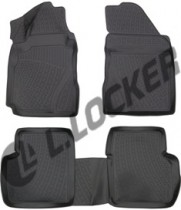 L.Locker Коврики в салон Great Wall Hover M2 2010- полиуретановые