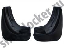 L.Locker Брызговики задние Renault Kangoo (08-13-)