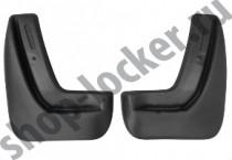 L.Locker Брызговики задние Chevrolet Aveo II hatchback (12-)