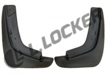 L.Locker Брызговики передние Geely Emgrand EC7 (11-)