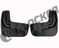 L.Locker Брызговики передние Honda Civic hatchback (12-)