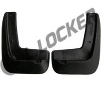 L.Locker Брызговики передние Kia Cee'd III hatchback (12-)