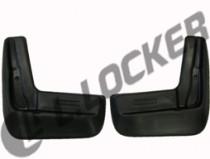 L.Locker Брызговики передние MG 550 sedan (08-)