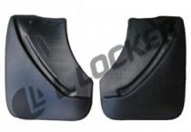 L.Locker Брызговики задние Nissan Juke (10-)