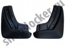 L.Locker Брызговики задние Renault Koleos (08-)